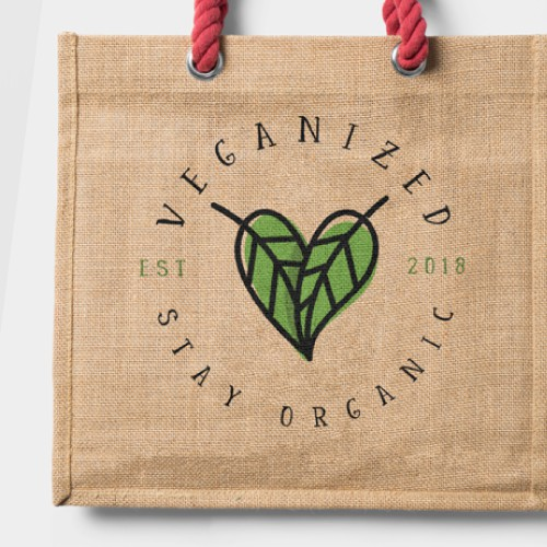 Creative Logo for Vegan Company