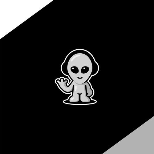 Concept Alien Logo