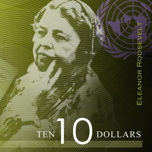 10 dollars bill