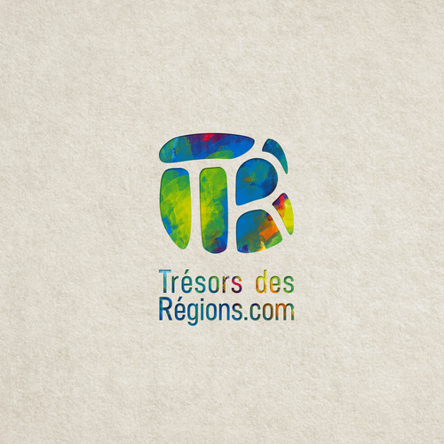 Logo for a french company.