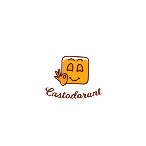 Logo concept for deodorant