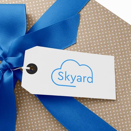Skyard wordmark logo