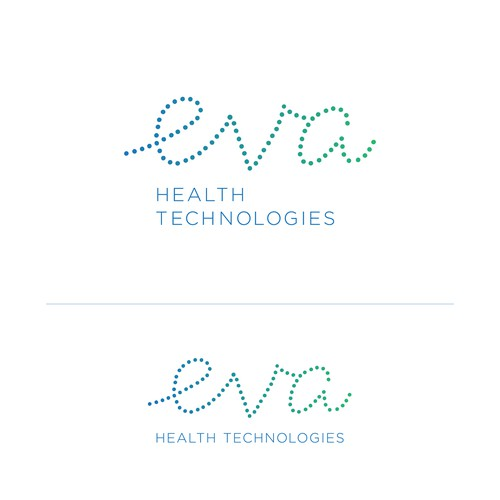 New Logo and Brand Identity Pack for Eva Health Technologies