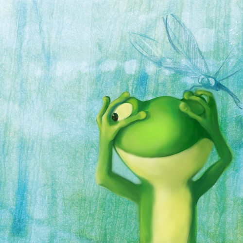 Benny the frog
