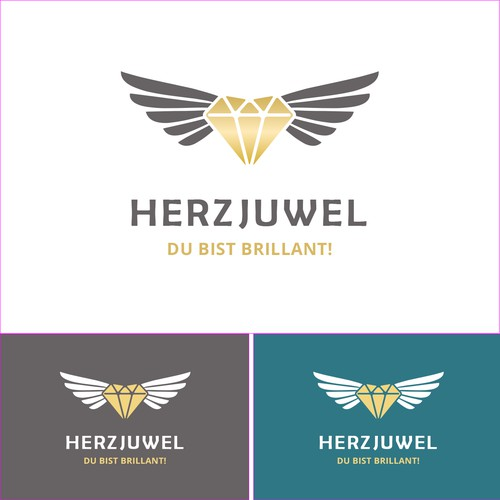 Logo for Brilliant Heart (Herzjuwel)