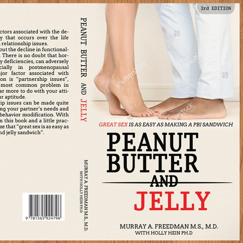 Peanut Butter and Jelly Book Cover