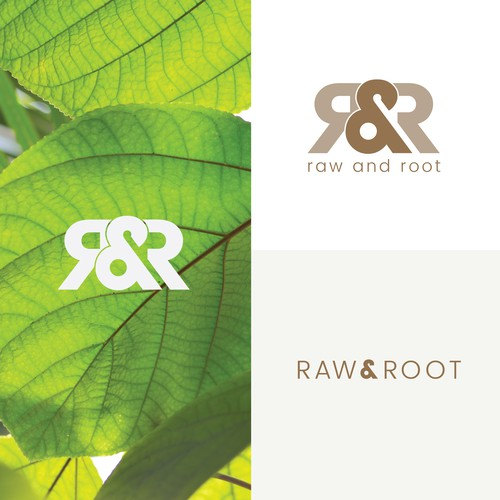 Logo Design Concept for Organic Product