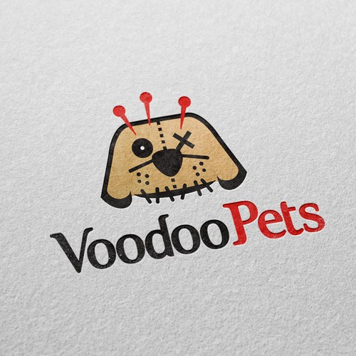 Logo for Voodoo Pets