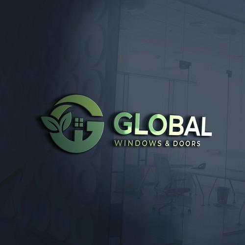 Global Windows & Doors Logo