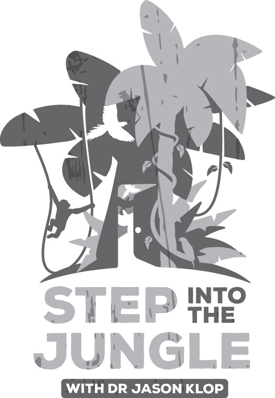 Dare to step into the jungle on this design?