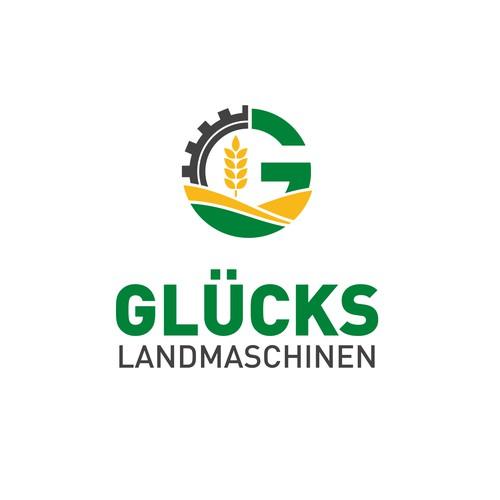 Logo für Glücks Landmaschinen