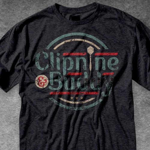 Clipnine & Buddy Tee Design