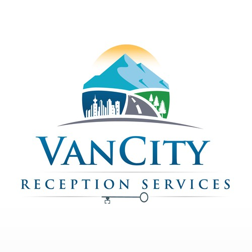 Create a Reception Service logo brand for property owners and guests that use Vacation Rentals
