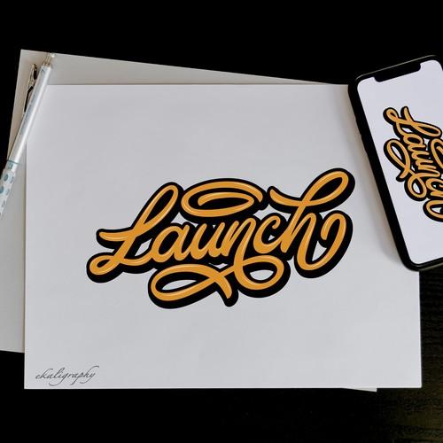 Custom Lettering Design