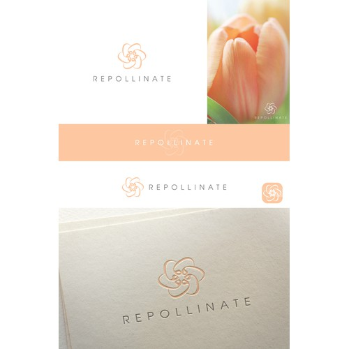 Repollinate logo