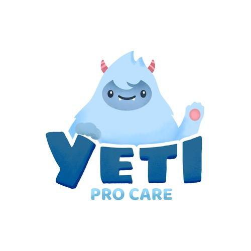 Yeti - Pro care LO|GO