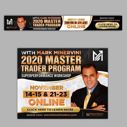 Master Trader Program Superperformance workshop ONLINE with Mark Minervini