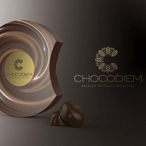 Create a Godiva Brand for Chocodiem ....but just better and more contemporary