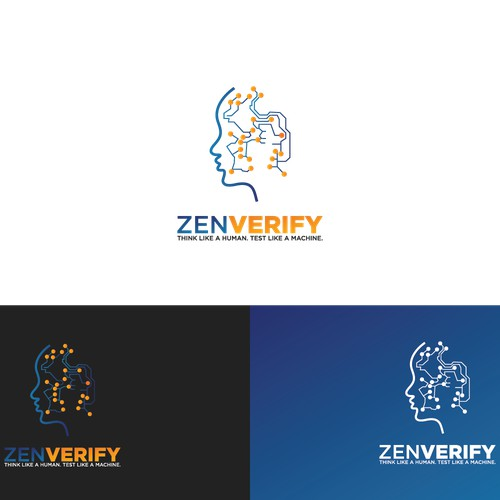 Create a logo and business card for a B2B Startup.  Brining humanity back to software development!