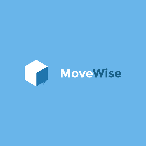 Simple logo for MoveWise