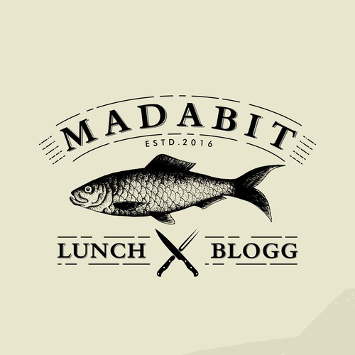 Logo For Madabit Lunch Blogg