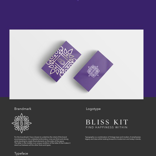 Logo for wellness kit