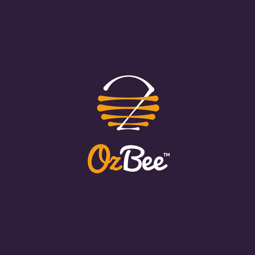 Logo design for a premium honey brand