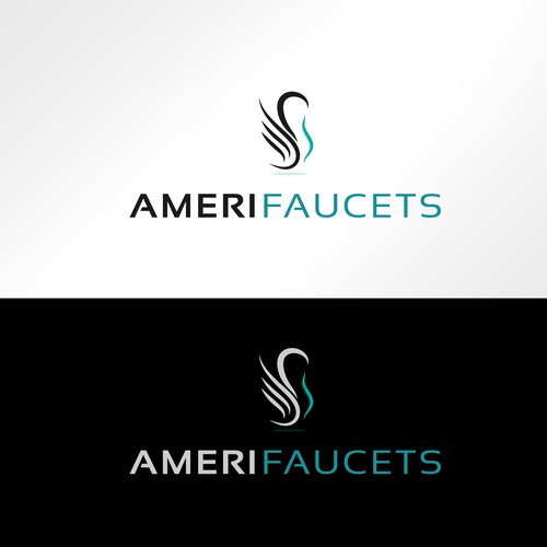 Logo concept for faucets brand