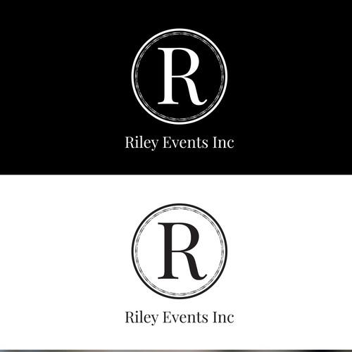 Elegant logo concept for Event orginizing company