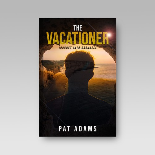 Book Cover   The Vacationer