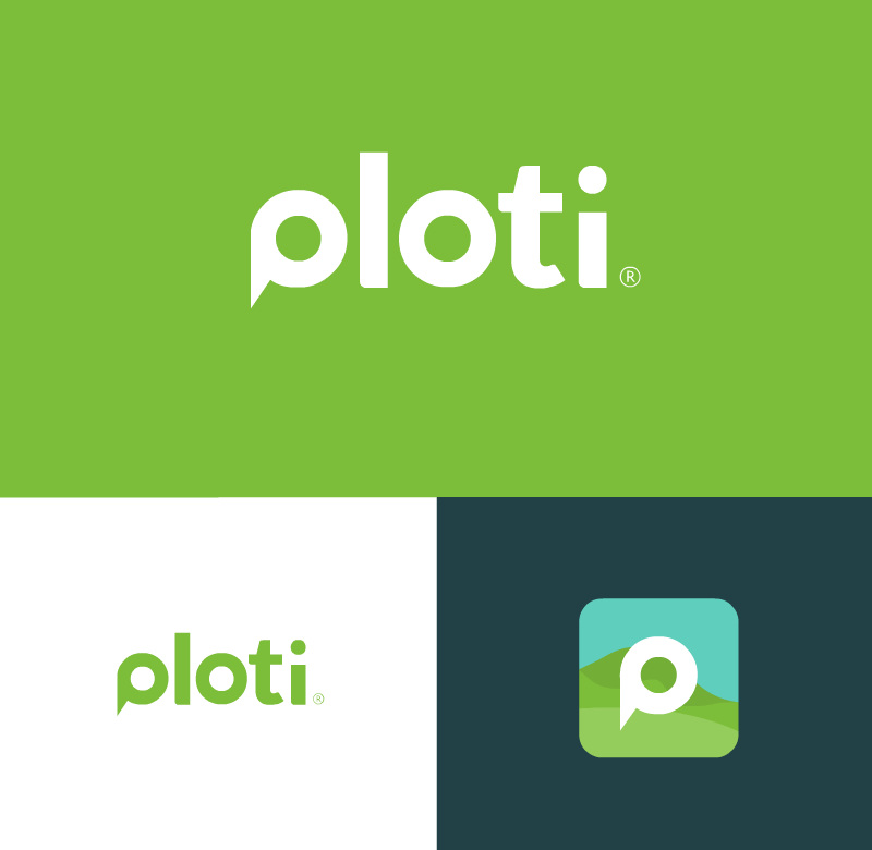 Ploti - A new startup not in the valley that needs an engaging logo, Guaranteed
