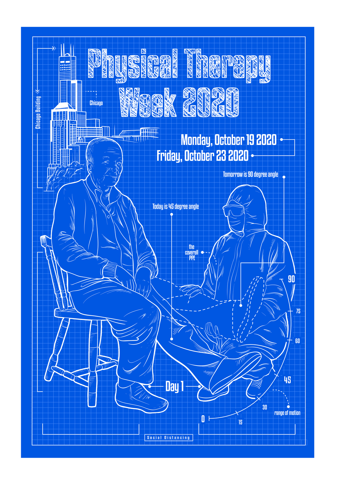 Physical Therapy Week 2020: Monday October 19 2020 to Friday, October 23 2020
