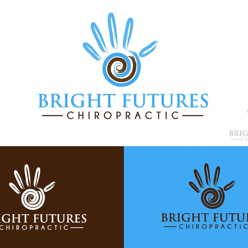 Logo for Bright Futures Chiropractic