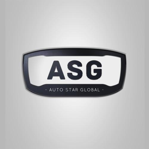 Logo for International Car Exporter Company