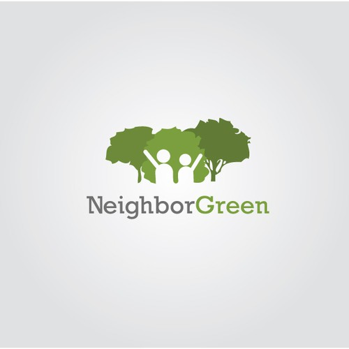 Logo for NeighborGreen, a home weatherizing startup