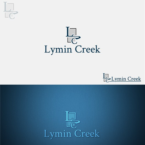 Modern, evocative logo for holding company Lymin Creek