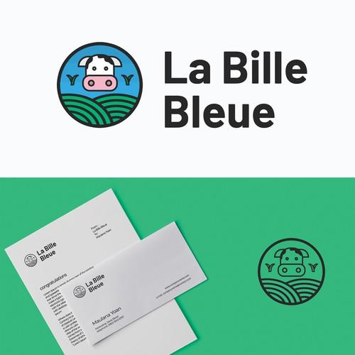 La Bille Bleue
