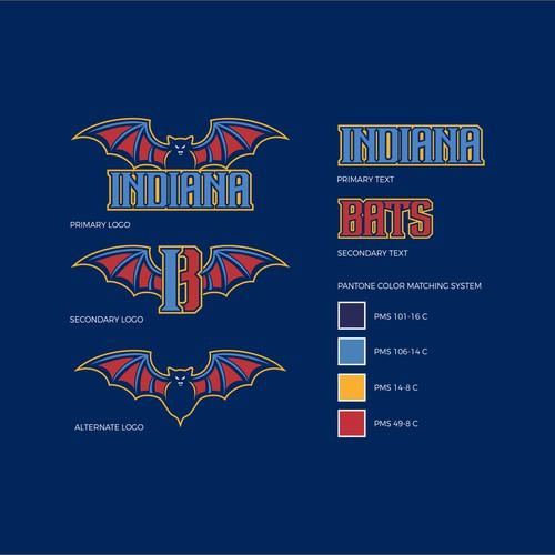 Logo Design for Youth Travel Baseball Team