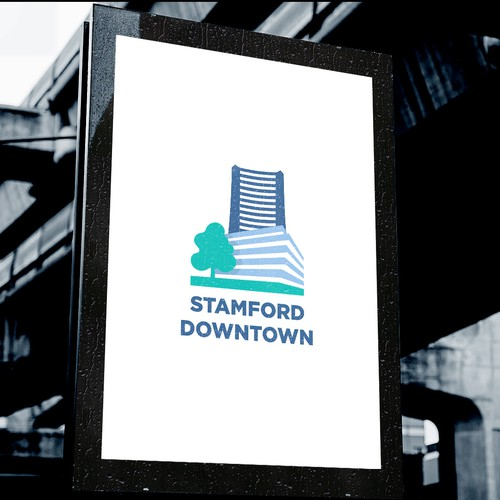 Logo for Business Improvement District