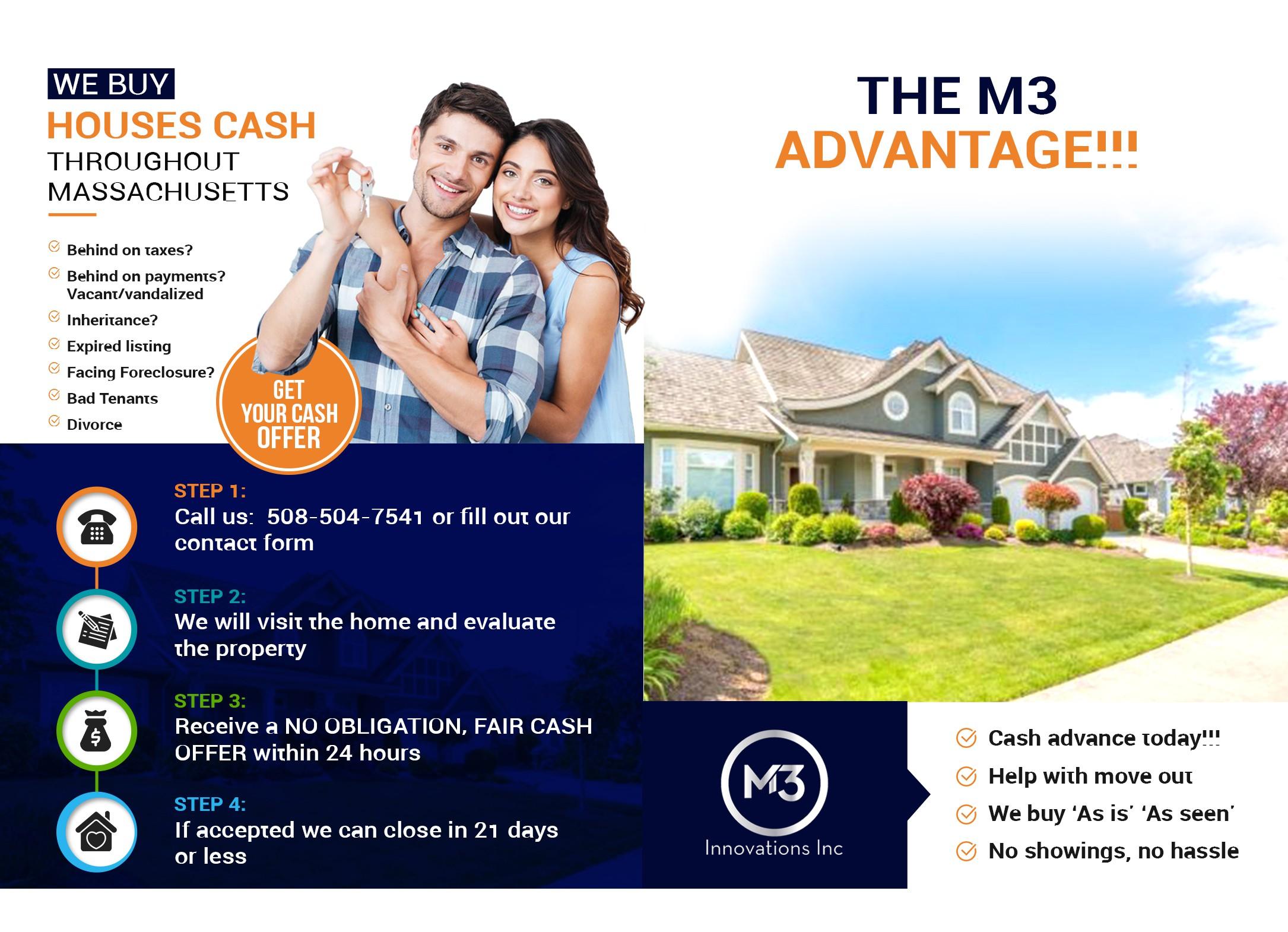 M3 Innovations, Inc - Marketing Pamphlet