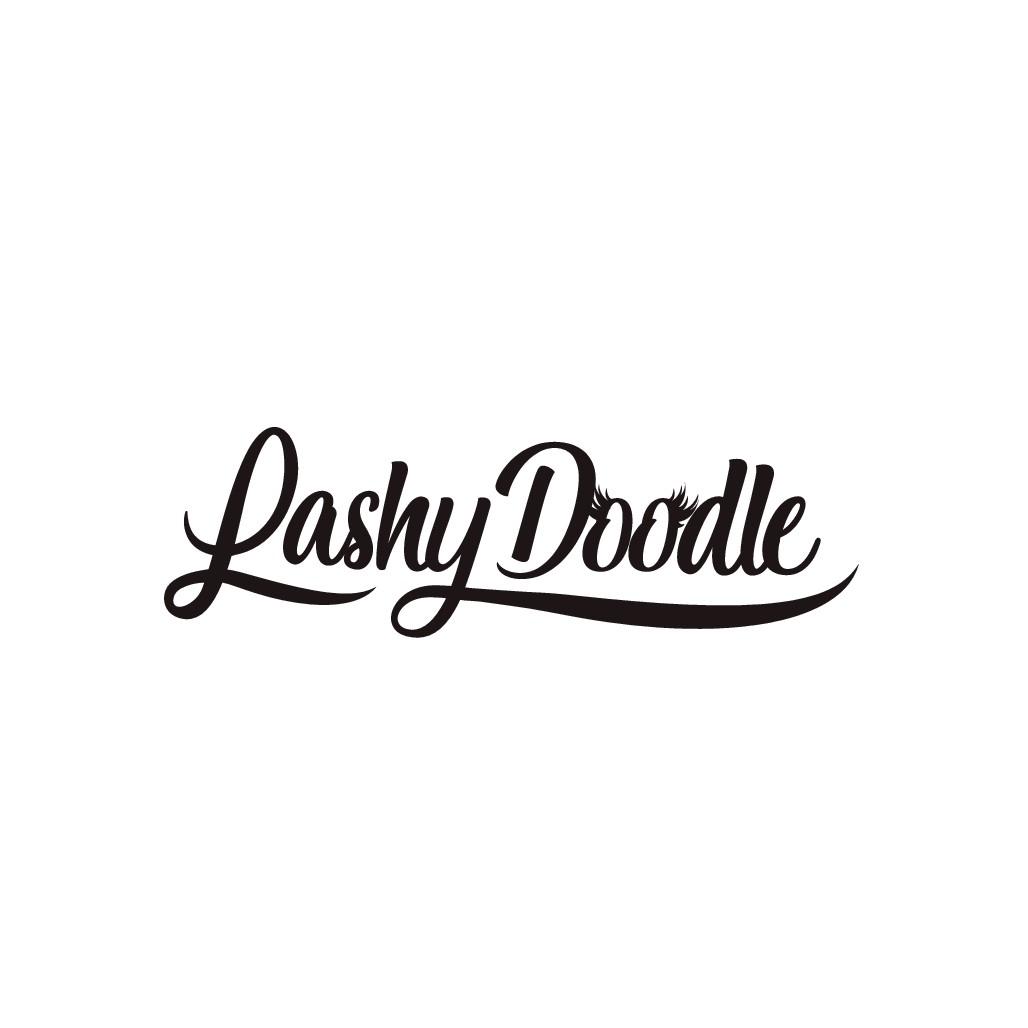 Bold eyelashes brand needs luxuriously playful logo design