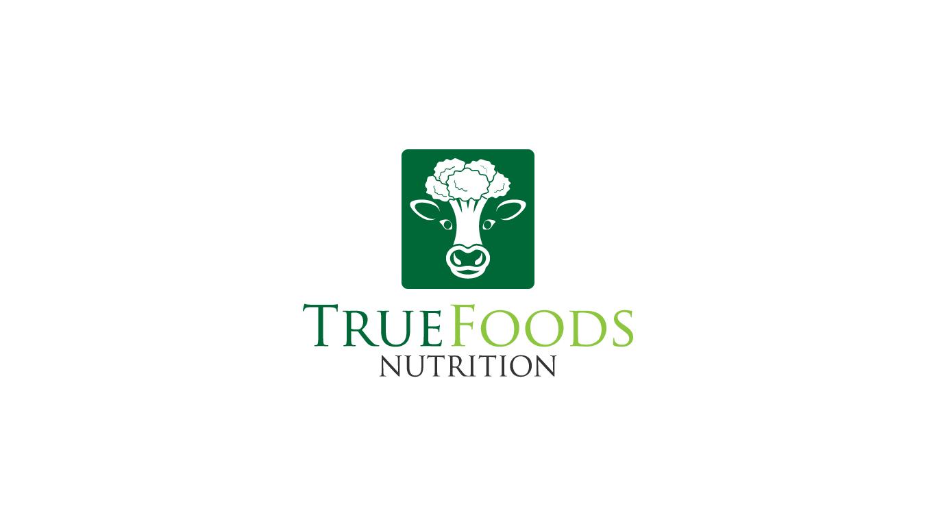 logo for True Foods Nutrition