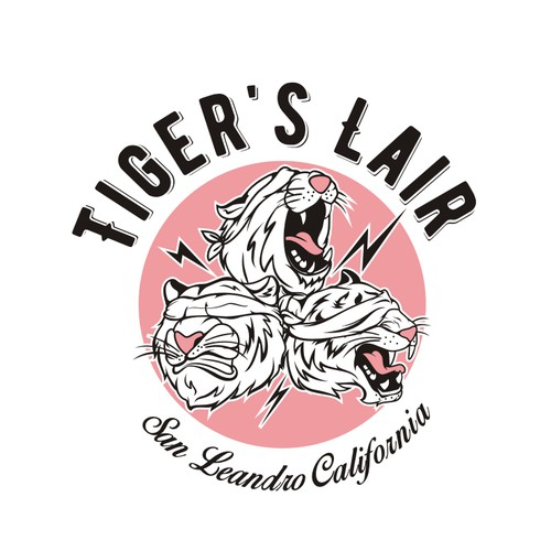 tiger's lair