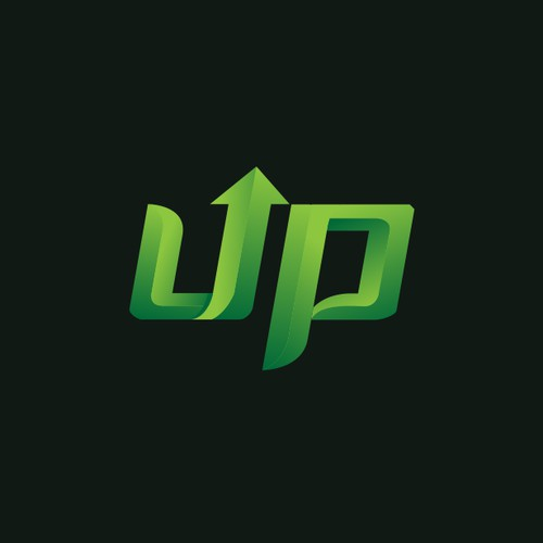 logo proposal for UP