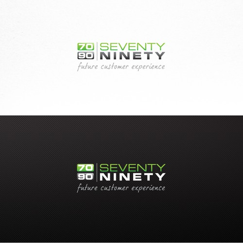 Create the next logo for seventy ninety  -   future customer experience