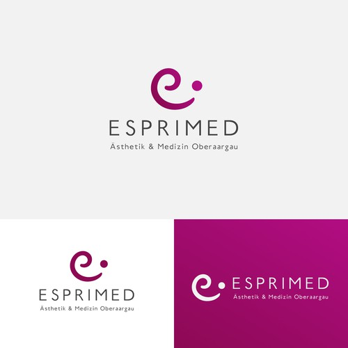 Logo for medical aesthetic business