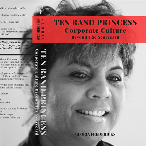 BOOK COVER FOR TEN RAND PRINCESS