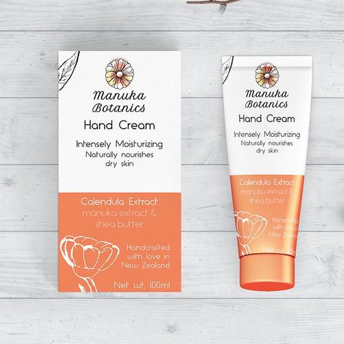 Manuka Botanics Hand Cream