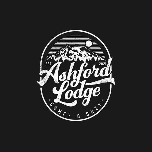 rough bold outdoor logo