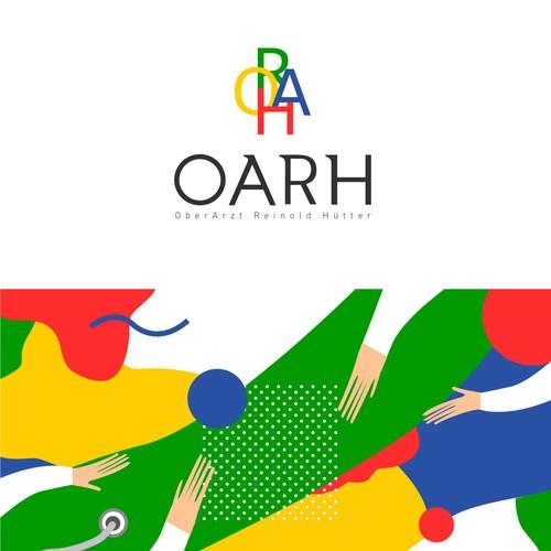 OARH标志和名片重新设计